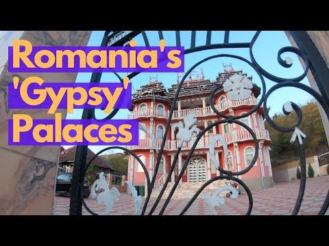 Hășdat's 'Gypsy' Palaces - The Bizarre Roma Village of Bling in Hunedoara | Romania Travel Guide