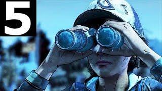 Do Nothing In The Walking Dead: The Final Season Episode 2 Walkthrough Gameplay Part 5