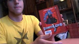 "Videorecensione manga ""Elemental Gerad"" - By Jine (NerdLand)"
