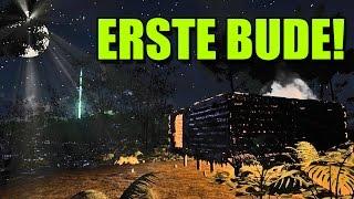 MEINE ERSTE BUDE! - ARK Survival Evolved #1 [DE|PC]