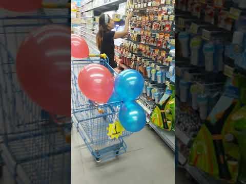 Shoping Troly hypermart Mantos