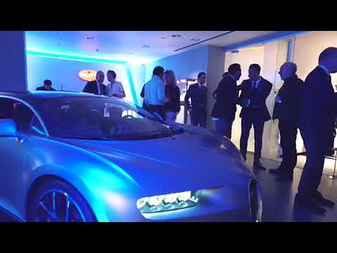 H.R. Owen Bugatti Festive Party 2017