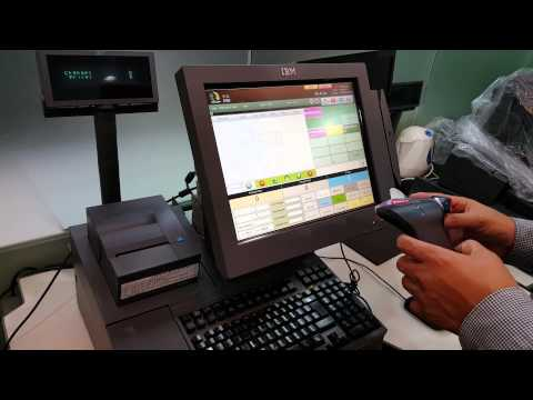 Grocery Store Software ( Pos Software )