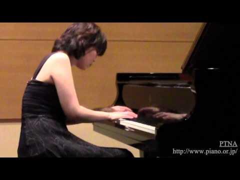 "Bortkiewicz: 4 Pieces No.3 ""Gavotte-Caprice"" Op.3 Pf. 上野優子"