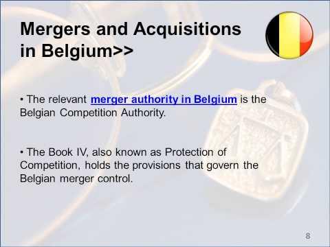 Legal Services in Belgium