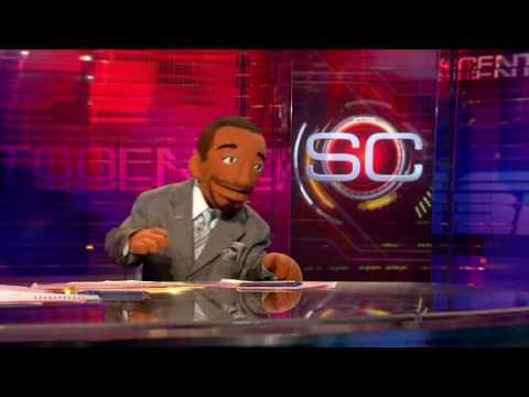 LeBron James & Kobe Bryant Sing Sportscenter theme song