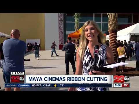 Delano Maya Cinemas Grand Opening
