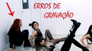 ERROS DE GRAVAÇÃO e funny momments! by BLACK SHINE