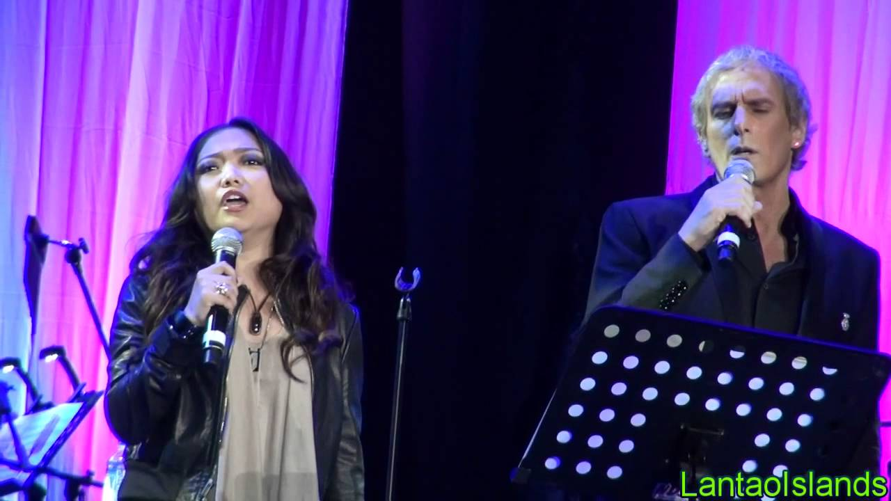 Charice - The Prayer, duet with Michael Bolton, David Foster Manila Oct 25 2011