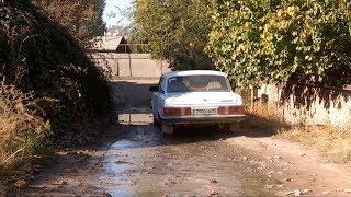 Жители улицы Дамбовая устали от бездорожья и грязи