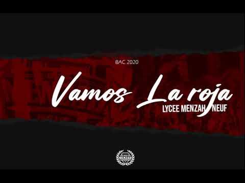 Lycée Menzah Neuf - Vamos La Roja [hors Album]BAC20