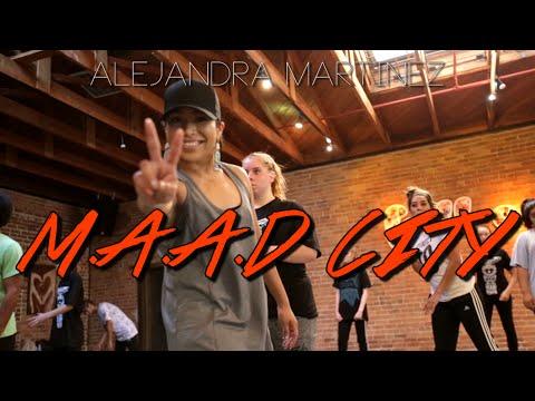 Full Out Studios | Alejandra Martinez - m.A.A.d city