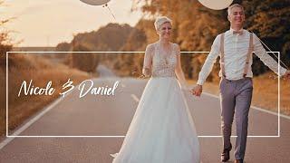 Sony a7sIII   50mm 1.2   Nicole & Daniel   Hochzeitsfilm   Cinematic Wedding Film   Gutshaus Moisall