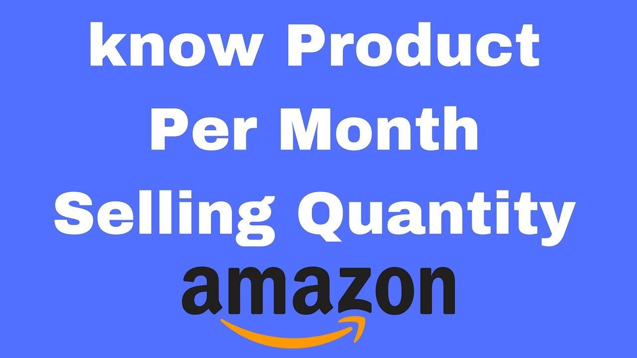best amazon sales estimator