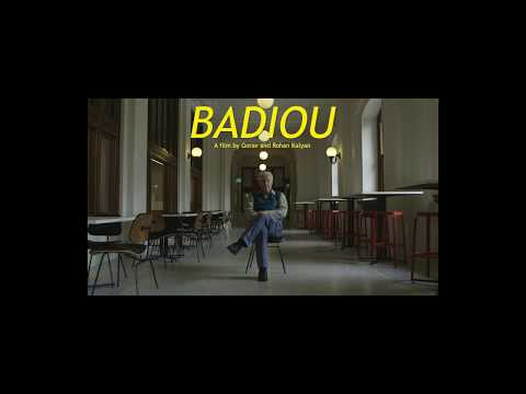 BADIOU   Arthouse Asia 2019   Trailer