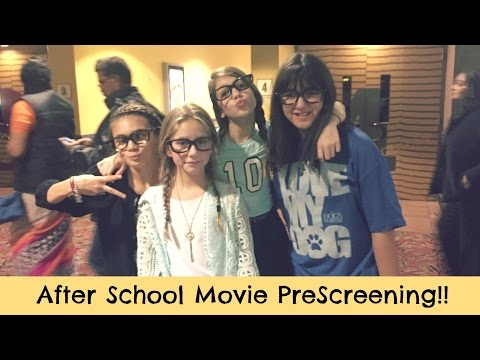 After School Movie Pre-screening with JGS | A Dog