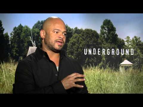 """Underground"" Director Anthony Hemingway"