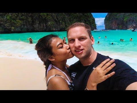 AMAZING Thailand Phi Phi Island Adventure | Phuket, Ko Phi Phi, Maya Bay!!