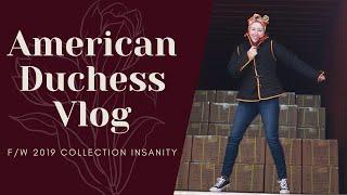 American Duchess Vlog - Behind…