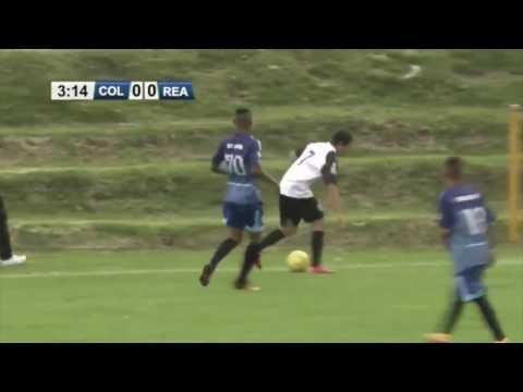 Colonia DC Vs Real Capital, Liga de futbol de Bogota 2016