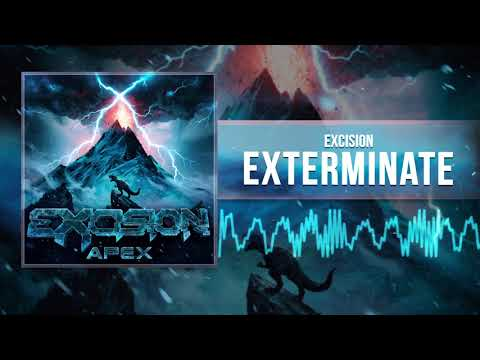 Excision - Exterminate (Official Audio)