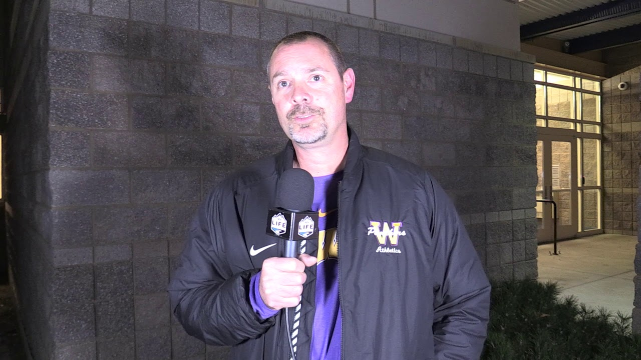 Wenatchee Coach Scott Devereaux on Kennedy Catholic Lancers 2019-11-15