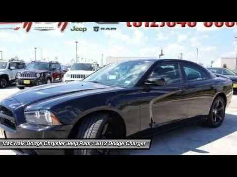 2012 dodge charger temple tx 109850a youtube. Black Bedroom Furniture Sets. Home Design Ideas