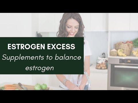 Supplement To Support Estrogen Excess