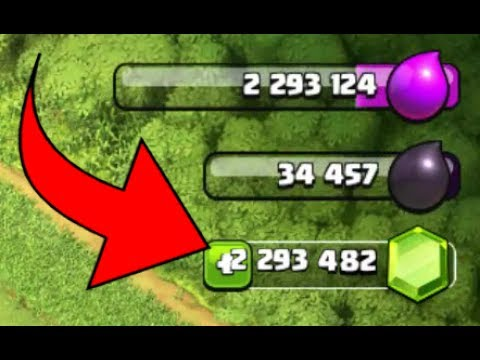 CLASH OF CLANS HACK SIND ALLE FAKE 2017 !!!! - CLASH OF CLANS CHEATS GEMS