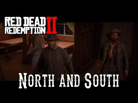 Red Dead Redemption 2 - North and South thumbnail