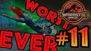SpinoWORSTDINOSAUREVER!!??! || Warpath Jurassic Park (PS1) Ep 11 [ Jurassic Park Month ]