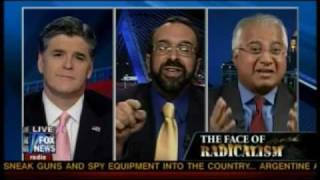 Robert Spencer debates Islamic supremacism and the Koran with Mike Ghouse on the Hannity Show