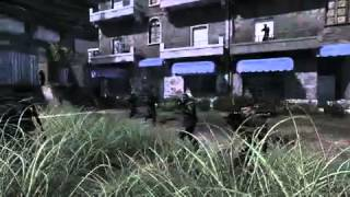 MAG Raven corporation trailer PS3, Sony)