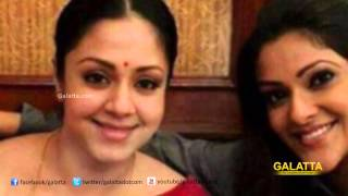 Abhirami super excited to shoot with Jyotika | Galatta Tamil