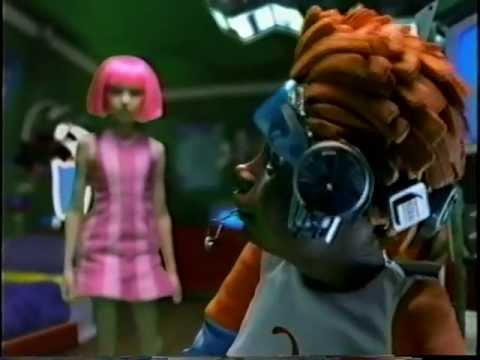 Shelby Young as Stephanie in the UNAIRED Lazytown Pilot