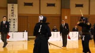 第九回 神奈川剣道祭 2011.3.6> 神奈川県警の参加選手の多くが2試合立...