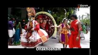 Onam 2015 - Trivandrum Night Drive and Onaahosham