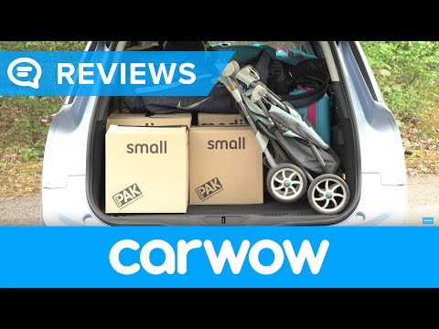 Citroen Grand C4 Picasso 7 Seater 2018 practicality | Mat Watson Reviews