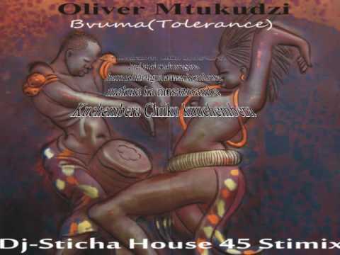 Oliver Mtukudzi-Bvuma 45 House Stimix