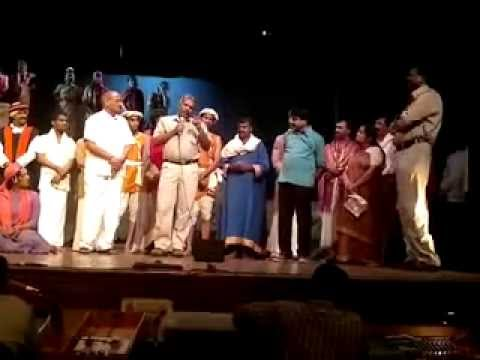 ANABHIGNA SHAKUNTALA-KANNADA PLAY-PART- 2