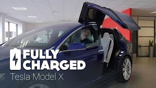 Tesla Model X | Fully Charged
