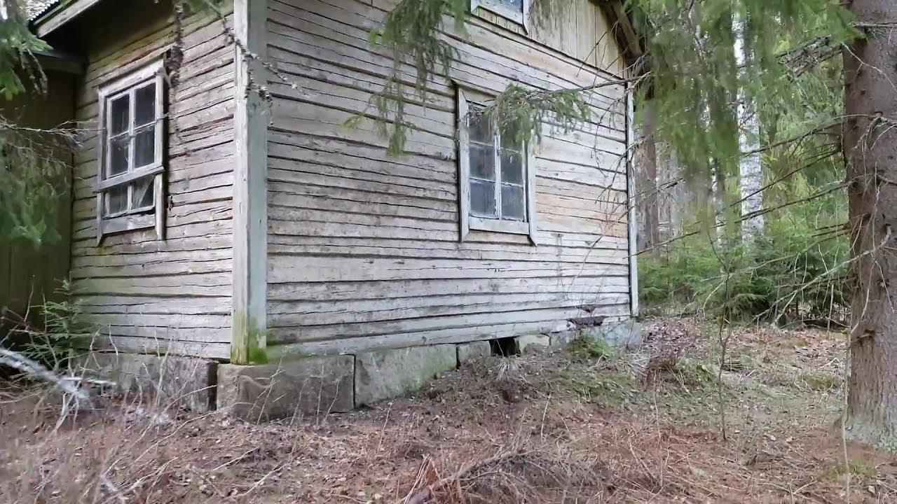 Hylätty Talo