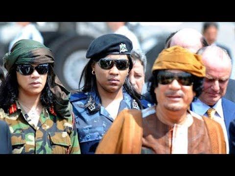 Umutego KADAFI Yateze Abanyafurika W' Ubwenge Ku Bazungu    Ibanga K' Ubuzima Bwa Kadafi