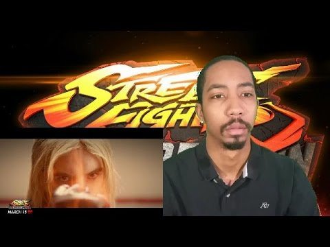 Download Street Fighter Resurrection - Official Trailer Reaction