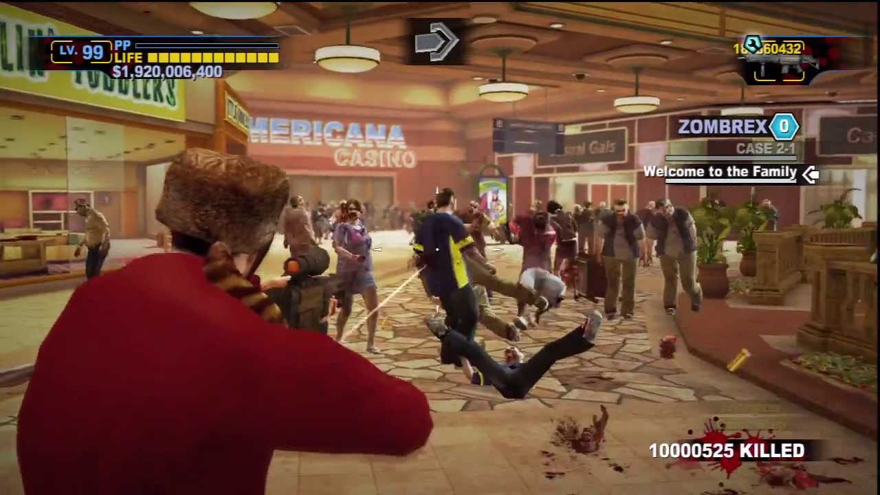 Dead Rising 2 Off The Record MODS! - YouTube