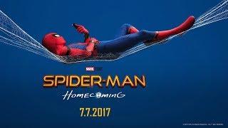 Трейлер Человек паук Возвращение домой Фрагмент 2 английский