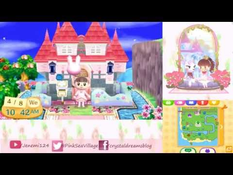 Animal Crossing: New Leaf – Linking Happy Home Designer and other random things