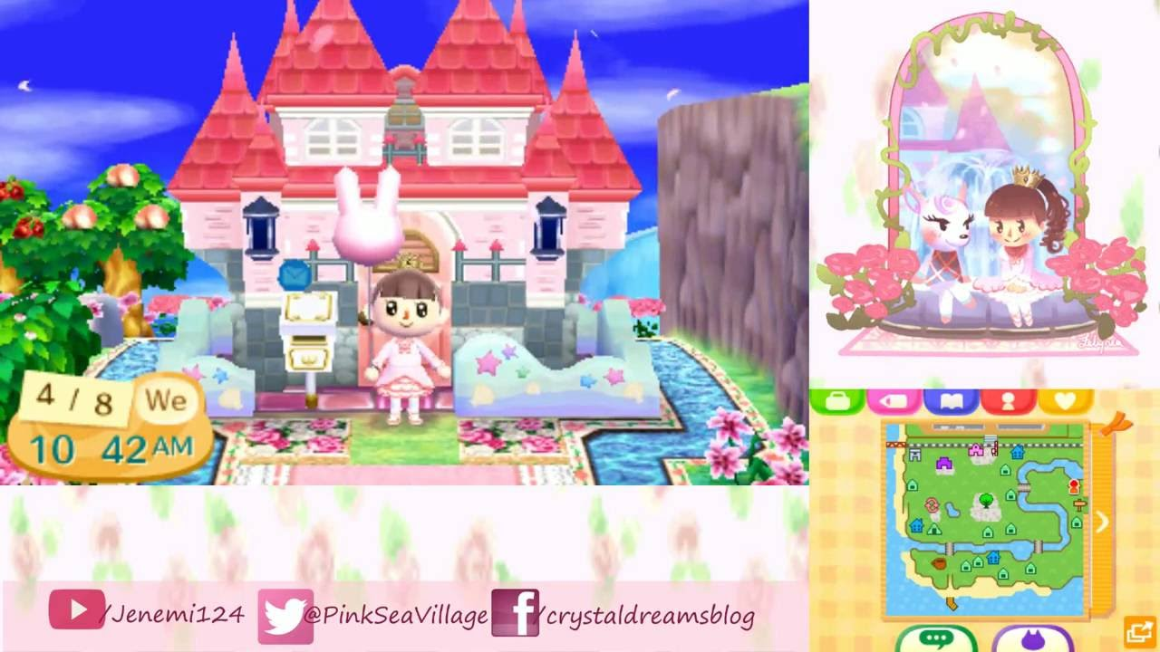 Animal crossing new leaf linking happy home designer for Animal crossing new leaf arredamento