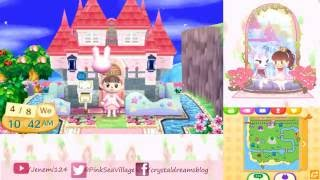 Animal Crossing: New Leaf - Linking Happy Home Designer and other random things