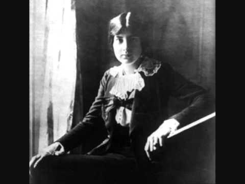 Lili Boulanger - Deux Morceaux - Nocturne (Boulanger, Astruc)